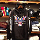 【残り僅か】DIPLOMATS USA hoody (black)