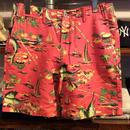 【残り僅か】POLO RALPH LAUREN Marlin shorts(Red)