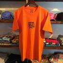 【ラス1】RUGGED × CICCIO a.k.a. Chief® ''RGD KANJI'' tee(Orange)