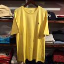 【ラス1】POLO RALPH LAUREN small pony tee (Yellow)