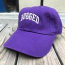 RUGGED ''ARCH LOGO'' adjuster cap (Purple)