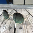 "RUGGED ""Round 2018"" sunglasses (Green)"