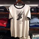 """【残り僅か】POLO RALPH LAUREN """"Polo RL Co Est. NYC 1967  P wing"""" tee (White)"""