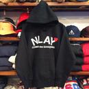 """【ラス1】AnotA """"NLAY"""" sweat hoody(12oz./BLK)"""
