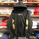 """【ラス1】FESC """"F#CK RACISM"""" sweat hoodie (Black)"""