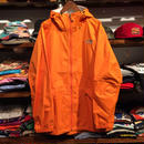 【ラス1】THE NORTH FACE HYVENT BAKOSSI jacket (Monarch Orange)