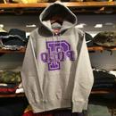 """【ラス1】DISCO """"BIG P"""" hoodie(12oz./grey)"""