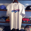 "RUGGED ""FREE STYLE"" tee (White)"