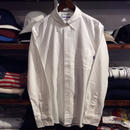 【残り僅か】RUGGED cotton oxford shirt(White)
