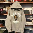 """【残り僅か】RUGGED """"YASUKE"""" heavy weight sweat hoodie(Gray/12.0oz)"""