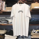 """RUGGED """"SMALL ARCH"""" tee (White)"""