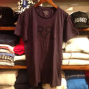 【ラス1】RRL logo tee(Purple)