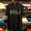 POLO RALPH LAUREN logo tee(Black)