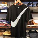 "【残り僅か】NIKE ""BIG SWOOSH"" tee (Black)"