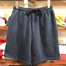 【ラス1】RUGGED indigo sweat shorts