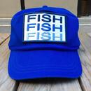 """【ラス1】HELLY HANSEN """"FISH"""" Harrison Cap (Blue)"""