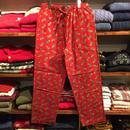"""【残り僅か】POLO RALPH LAUREN """"polo bear dot"""" relax pants (Red)"""