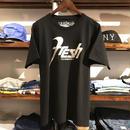 "visualreports ""FRESH"" tee (Black/Silver)"