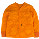 【残り僅か】ALPHA INDUSTRIES M-65 DEFENDER LINER (Orange)
