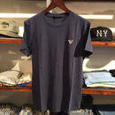 GUESS one point  tee(Navy)