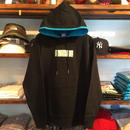 "【ラス1】AnotA ""COOX"" hoody (Black)"