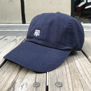 【ラス1】RUGGED × CICCIO a.k.a. Chief® ''RGD KANJI'' adjuster cap(Navy)