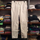 "【ラス1】Levi's ""511"" Slim fit Strech Tapered Leg White Denim"