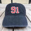 "【残り僅か】OUTDOOR ""91"" adjuster cap (Black)"