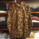 【残り僅か】Levi's  B.D camo shirt(Brown)