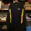 "【ラス1】RUGGED ""BLUNT FIRE"" L/S tee(Black)"