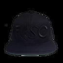 """【ラス1】FESC """"LOGO"""" Snapback (Black/Black)"""