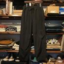 【残り僅か】FILA nylon logo pants (Black)
