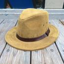 【ラス1】RRL  suede hat