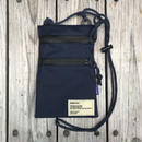 RUGGED sacosh bag (Navy)