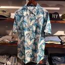 【ラス1】RUGGED aloha shirt(Blue)
