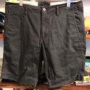 【ラス1】DENIM &SUPPLY  chino shorts(Black)