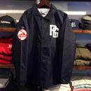 【ラス1】RUGGED ''RUGGED TOKYO'' coach jacket (Navy)