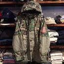 【ラス1】DENIM & SUPPLY cotton camo jacket