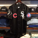 "Majestic ""AREA TEAM"" Baseball Shirts (Black)"