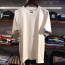 【ラス1】RUGGED high grade cotton  tee (white)