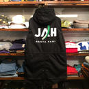 "RUGGED ""JAH"" mods coat(Black)"