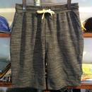 【残り僅か】RUGGED ''boutique logo'' sweat shorts (H.Navy)