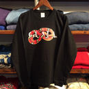 "GUALA ""SNAKE"" L/S tee (Black)"
