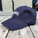 "RUGGED on Champion ""ARCH LOGO"" adjuster cap (Navy)"