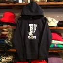 "DISCO ""OLOP WING"" hoodie (Navy)"