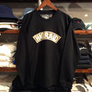 "visualreports""REAL HIGRAID ARCH LOGO""L/S tee (Black)"