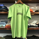 "RUGGED ""SMALL ARCH"" tee (Lime Green)"