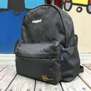 """RUGGED """"rugged®️"""" daypack (Black)"""