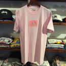 """【ラス1】RUGGED """"soap box"""" tee (Light Pink)"""