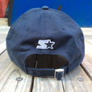 【残り僅か】STARTER plane back logo adjuster cap(Navy)